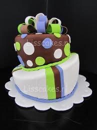 Deelnemer taart en cupcakes - Liss Cakes