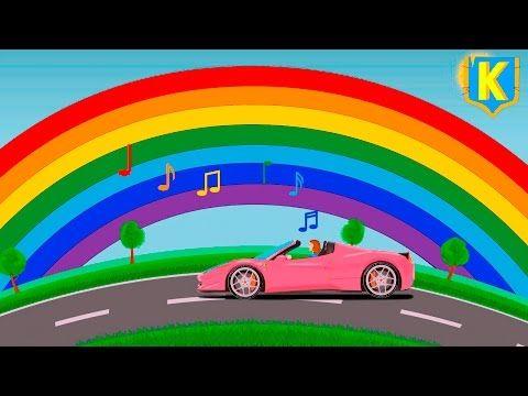 #youtube #топ #репост Кармашки Развивашки представляют песенку «Радуга» — это лучший способ запомнить порядок цветов в Радуге. Пойте вместе с нами, учите цвета и запоминайте их порядок. Для детей и не только. На новом, розовом Кабриолете ехала Юля Кармашкина и