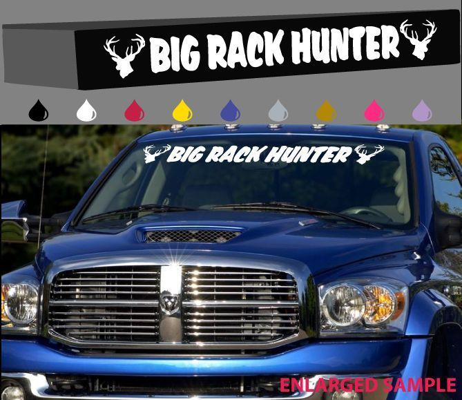 Best Truck Decals Images On Pinterest - Truck windshield decals