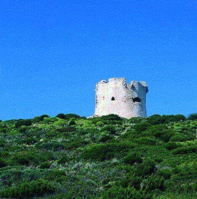 Alghero - torre di Tramariglio