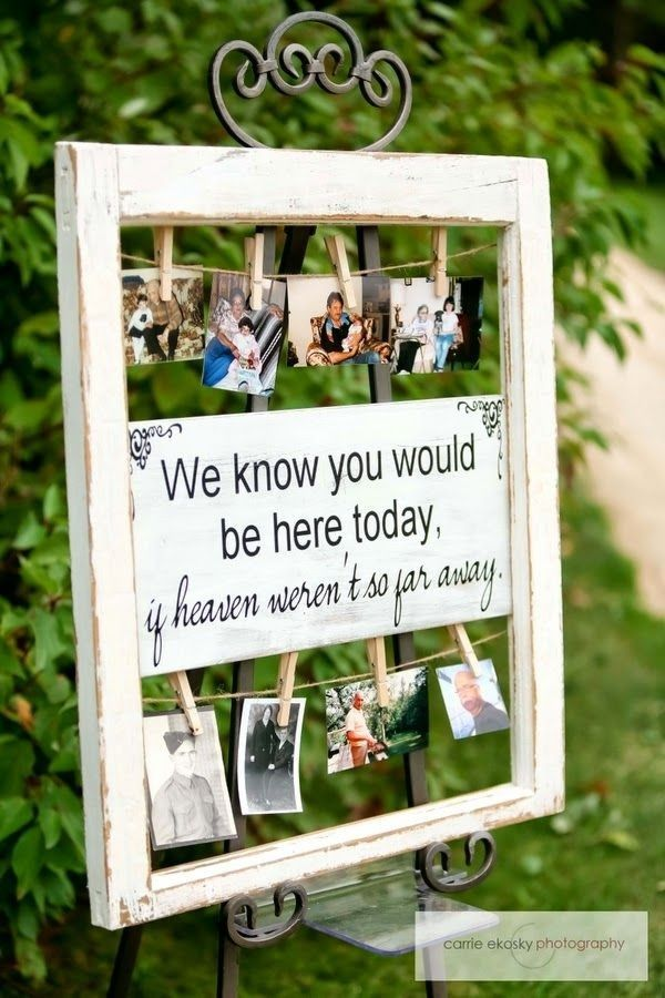 Wedding Photos Ideas. In search of the perfect pho…