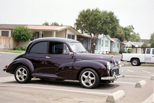 1959 Morris Minor 1000 Saloon