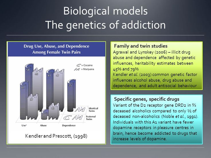Biological Models The Genetics Of Addiction 960x