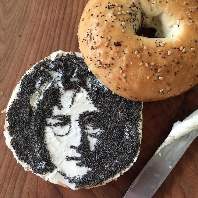 Gündelik Objeler ve Yiyeceklerle Ünlü Portreleri Resmeden Sanatçı: Jessie Bearden Sanatlı Bi Blog 15