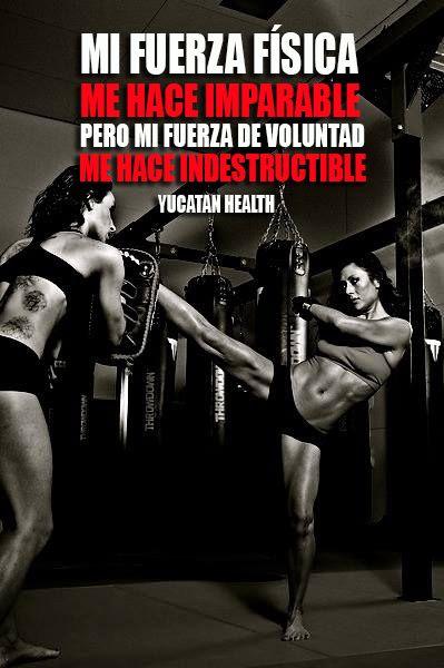 #motivation #motivacion #fitness #inspiracion #fitnessmotivation #fitforlife #imparable #indestructible www.facebook.com/yucatanhealth