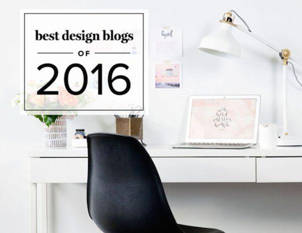 Best design blogs 2016