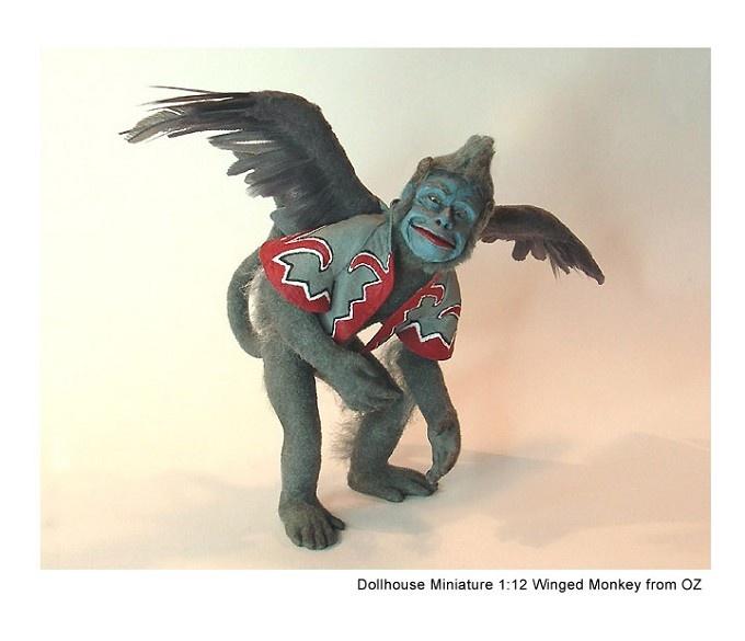 Flying Monkey - Kerri Pajutee
