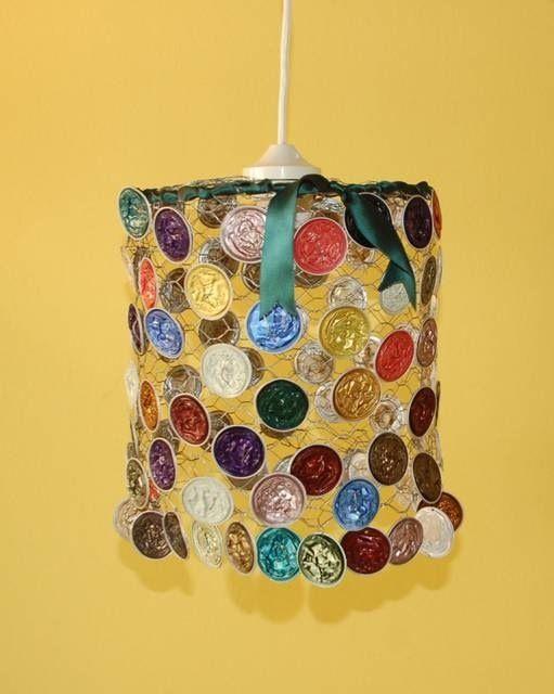 bottoni idee decorative originali : lavoretti creativi con cialde caff? Nespresso jewelry Pinterest ...