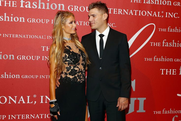 Paris Hilton and Chris Zylka Might Be Getting Married Really, Really Soon