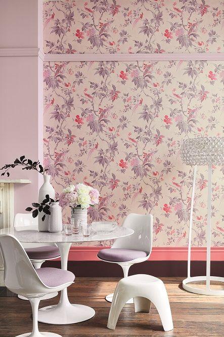 13 best PINK - roze images on Pinterest | Little greene, Pink ...