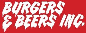 Burgers and Beers Inc - Christchurch www.burgersandbeersinc.co.nz 478 Cranford Street or 355 Colombo Street
