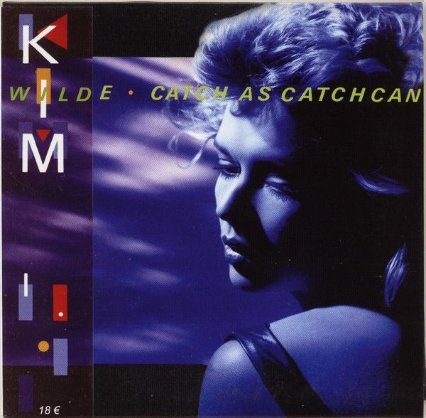 Kim Wilde - Catch As Catch Can (CD, Album) at Discogs