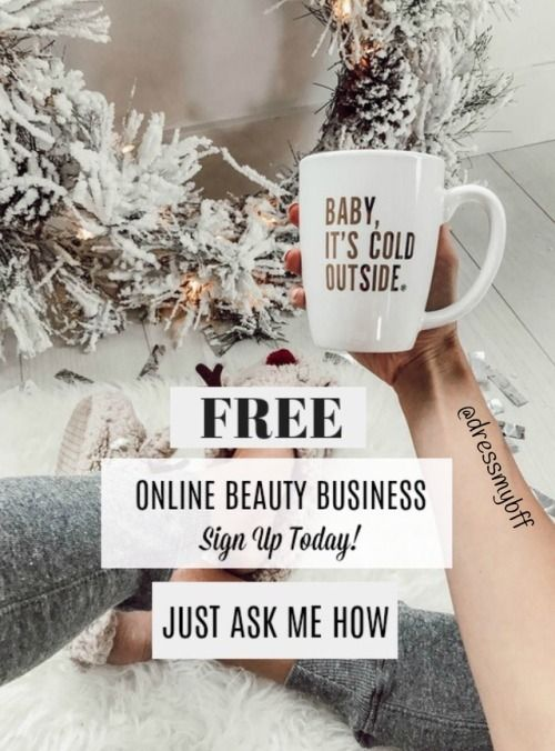 FREE Online Beauty Business! 🤑 Want To Make More Money?  Work From Home? Send Me A Chat/Email For More Information. 18+ Dressmybff@yahoo.com
