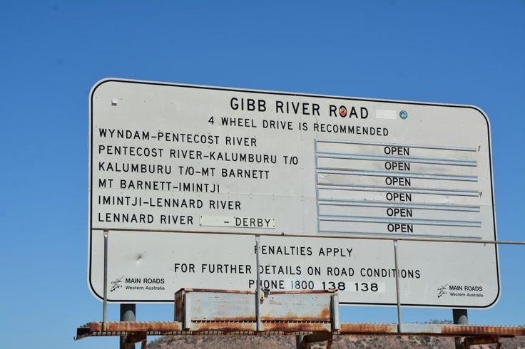 Gibb River Road, Kimberley
