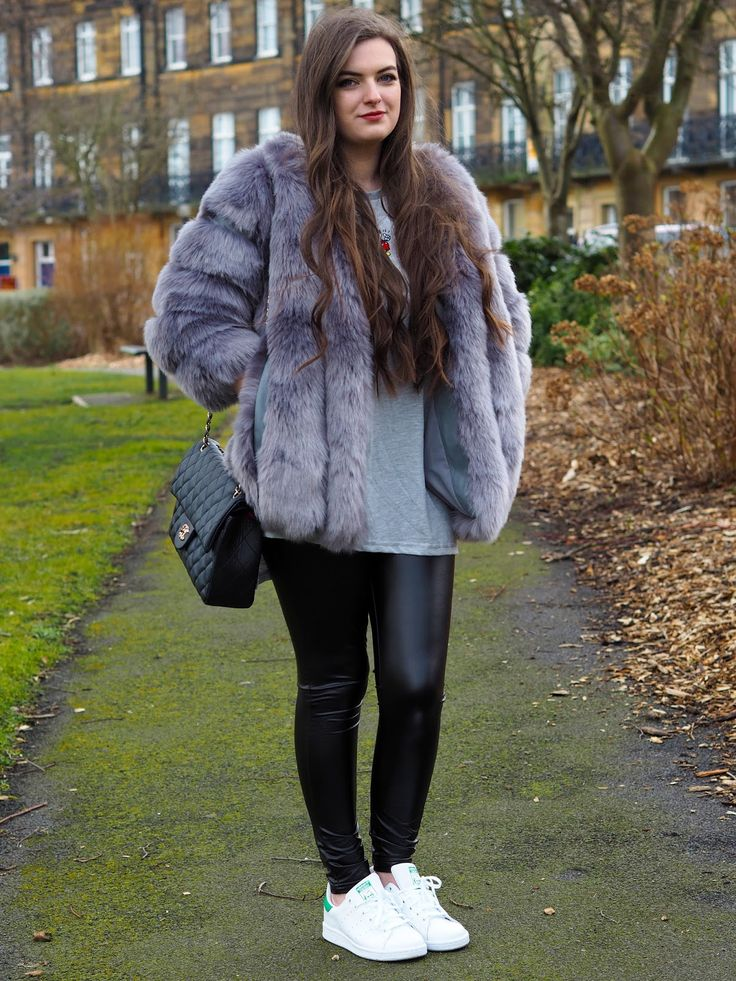 Fashion: Jayley Jackets http://www.jayley.com/jayley-clothing/jayley-faux-fur/jayley-grey-faux-fur-jacket/
