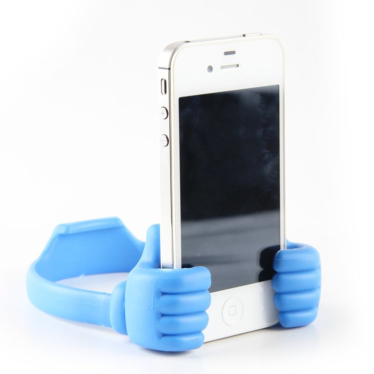 Big Hand Phone / Tablet Stand - Harga Rp 60.000