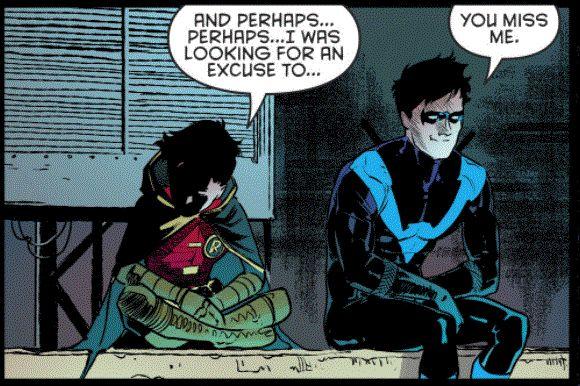 Nightwing (2016) issue 20
