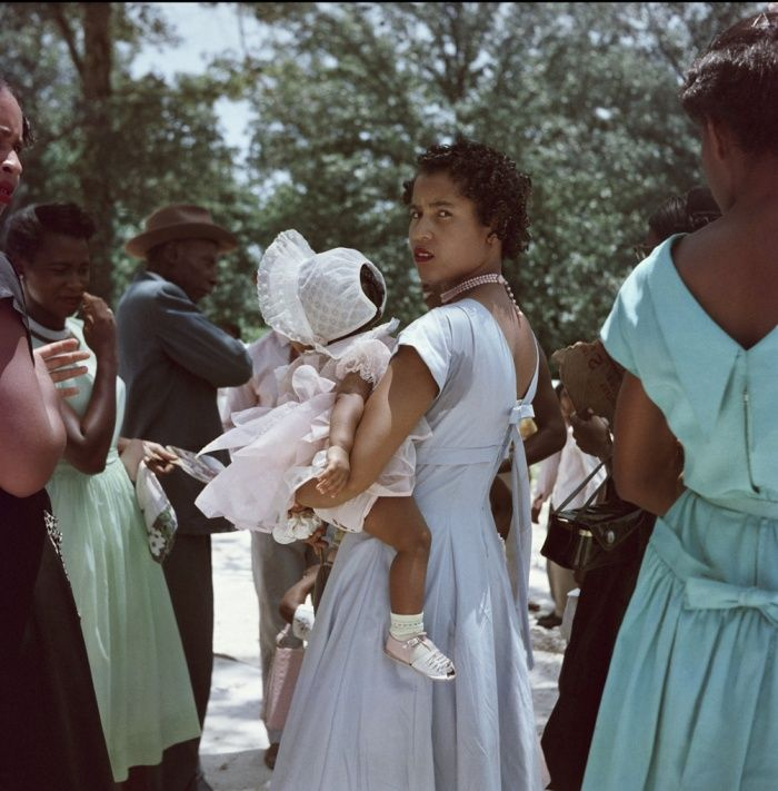 Gordon Parks - Untitled, Shady Grove, Alabama, 1956.