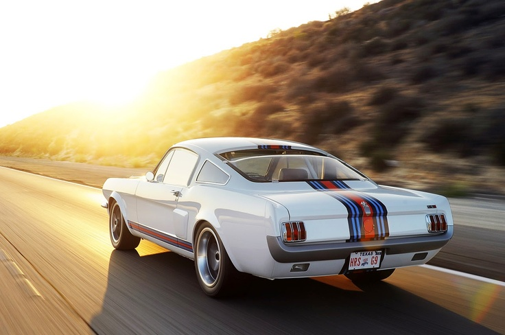 Martini Racing Mustang by Pure Vision Design
