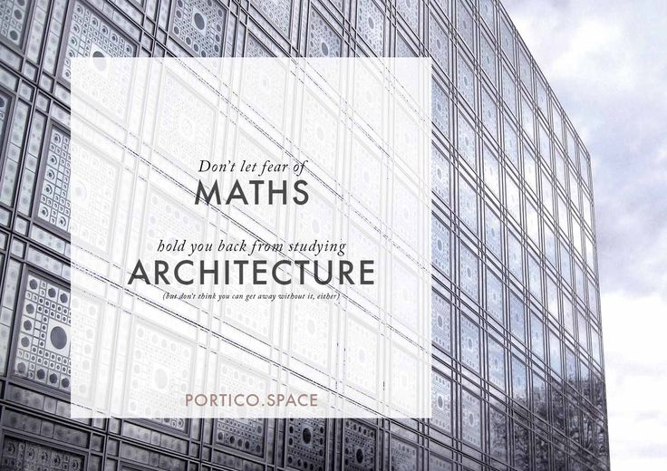 PORTICO | Architecture and Maths