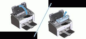 Cara Mengatasi Paperjam HP P1102 HP P1102W