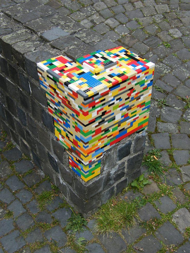 Jan Vormann : Lego maniaque
