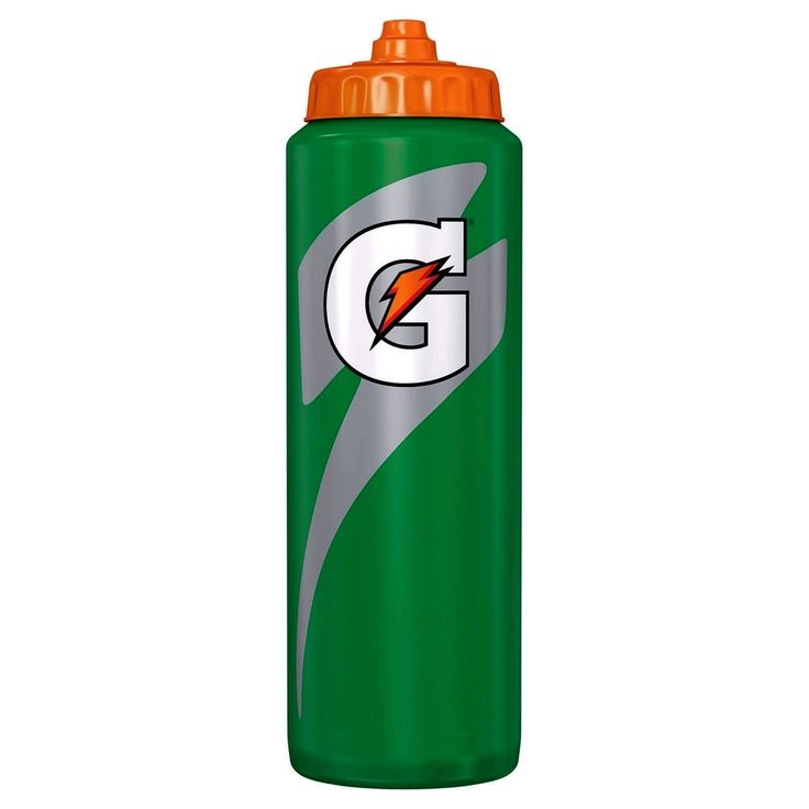 Hydration 158950: New Official Limited Edition Gatorade 28Oz 4-Pack Green Squeeze Water Bottles -> BUY IT NOW ONLY: $49.99 on eBay!