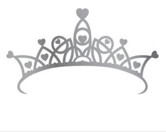 princess tiara drawing - Google Search