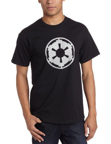 Star Wars Men's Empire Logo T-Shirt //Price: $8.98 & FREE Shipping //     #starwarscollection