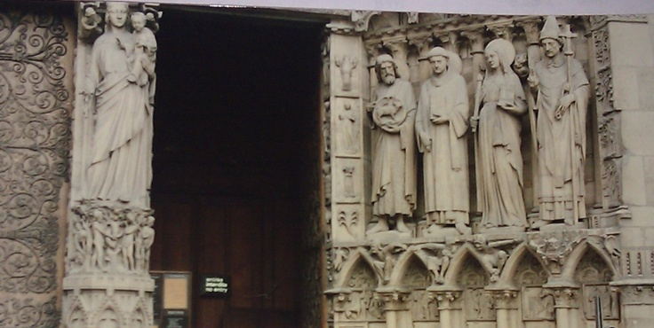 seen this in 1987 cant wait to go back,, Notre Dame Address: 6 Parvis Notre-Dame, Place Jean-Paul II, 75004 Paris, France