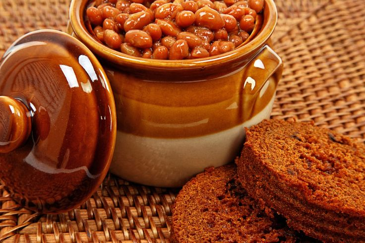 This New England classic for Boston-style baked beans is adapted from the baked beans served at Boston's famous Durgin-Park restaurant.