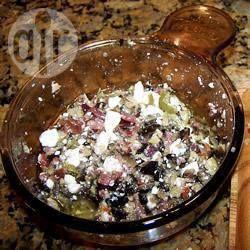 Tapenade (pasta de azeitonas) @ allrecipes.com.br