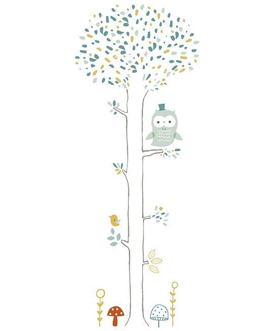 <h3>Stickers arbre</h3><p>Des animaux pour la d