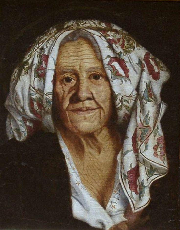 Pietro Bellotti (1627 - 1700) -  La Parque Làchesi - Peinture
