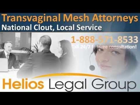 Pelvic Mesh Lawsuit