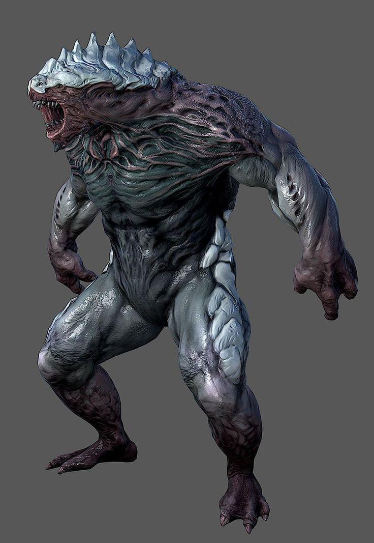 41+ Humanoid monster ideas in 2021