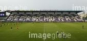 Illustration picture shows the stadium of Beerschot AC prior to the Jupiler Pro League match between Beerschot AC and Sporting Lokeren, in Antwerp, Saturday 28 July 2012, on the first day of the Belgian soccer championship. (Kristof Van Accom)
