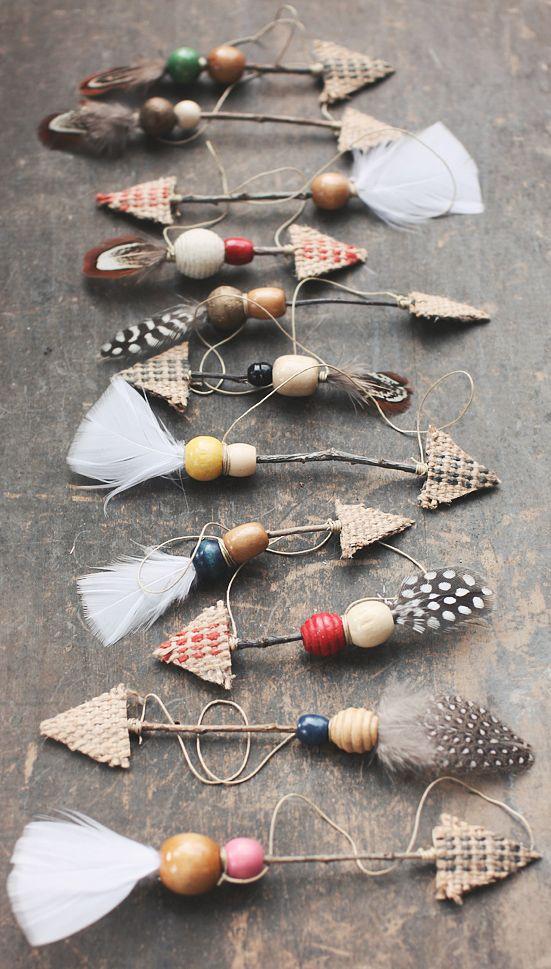Arrows ornaments