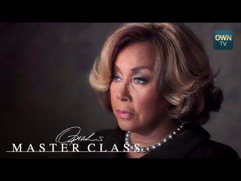 "Diahann Carroll: ""You Are Hopelessly Powerless"" | Master Class | Oprah W..."