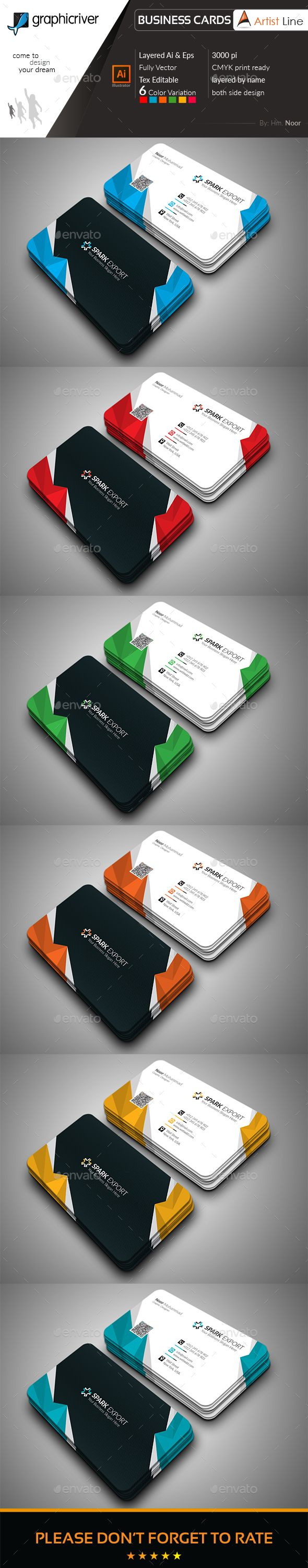 Modern Business Card Template PSD #design Download: http://graphicriver.net/item/modern-business-card/13528116?ref=ksioks