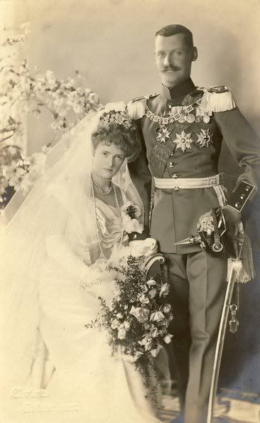 Crown Prince Rupprecht of Bavaria and Duchess Marie Gabrielle in Bavaria - 1900 - The Royal Forums  A photo biography of Marie Gabrielle may be found here (my advice would be to turn on your mute): http://www.youtube.com/watch?v=UqYfEtKdLxMhttp://www.youtube.com/watch?v=UqYfEtKdLxM