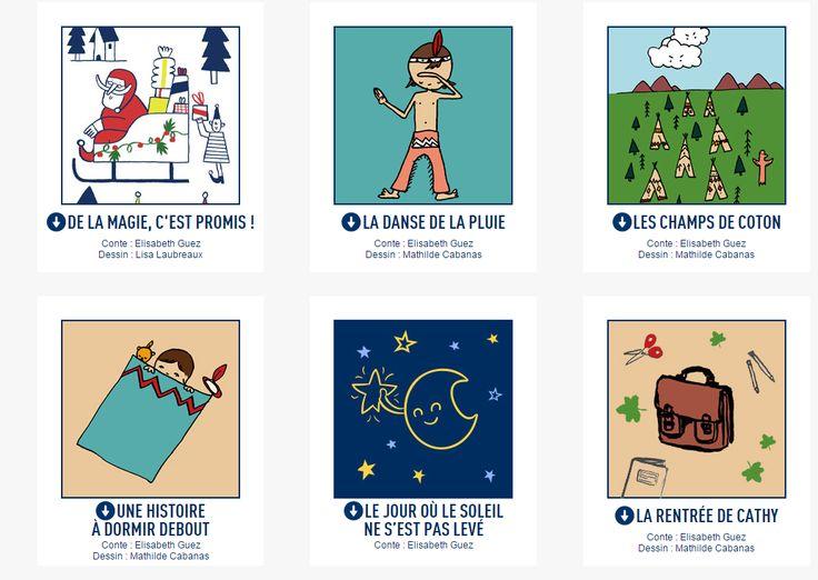 11 livres de contes GRATUITS