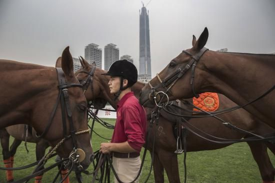 Inside China's Exclusive Polo Clubs