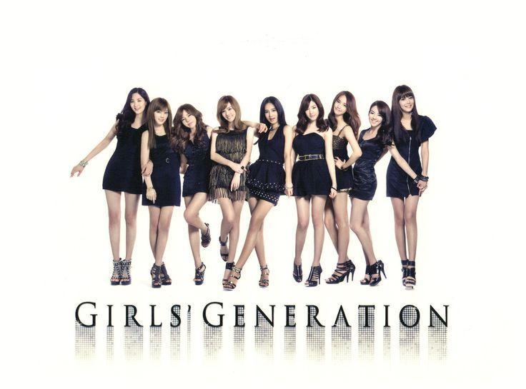 SNSD Genie Japanese Ver. - girls-generation-snsd Photo