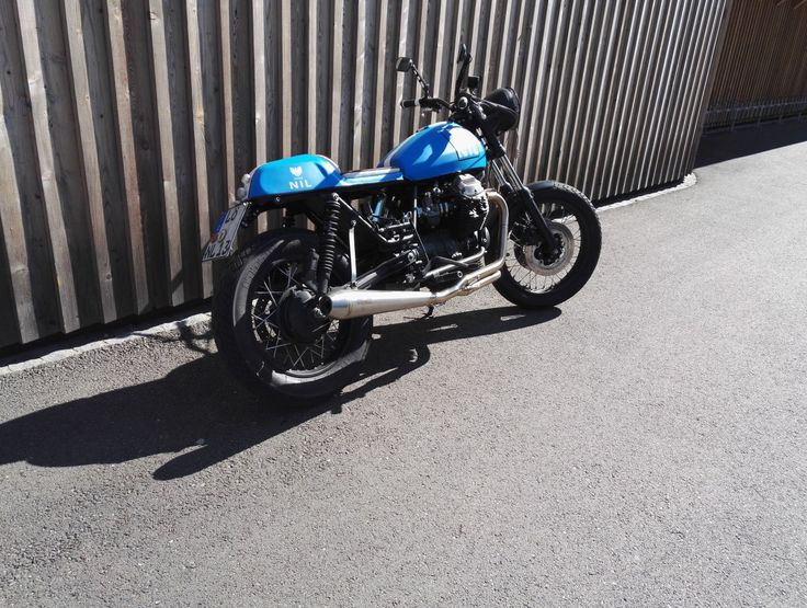 V65 SC-Project Excaust