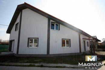 NA PREDAJ: NOVOSTAVBA 7i RD, pozemok 500m2, Bellova Ves, okres Dunajská Streda
