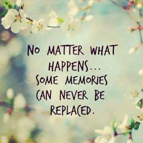 Wonderful Memories Quotes: Unforgettable Picture Quotes