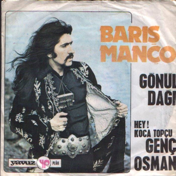Baris Manco, Turkish Prog Rock!