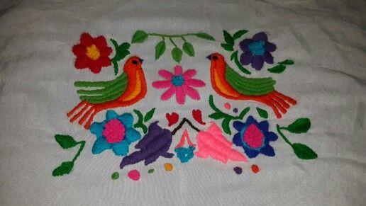 bordado mexicana
