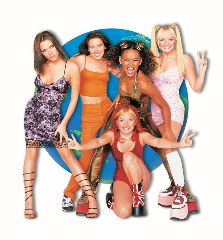 Spice Girls: The Inspiration
